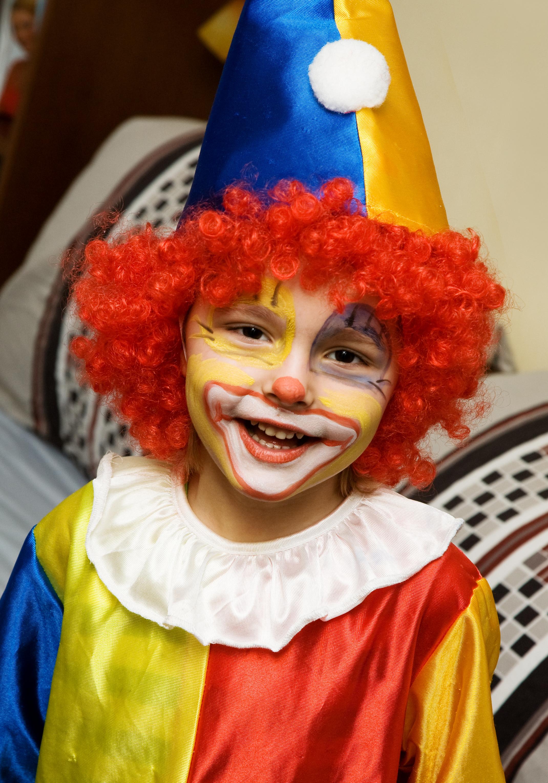 Tipps Fur Kinder Schminken Zu Fasching Und Karneval